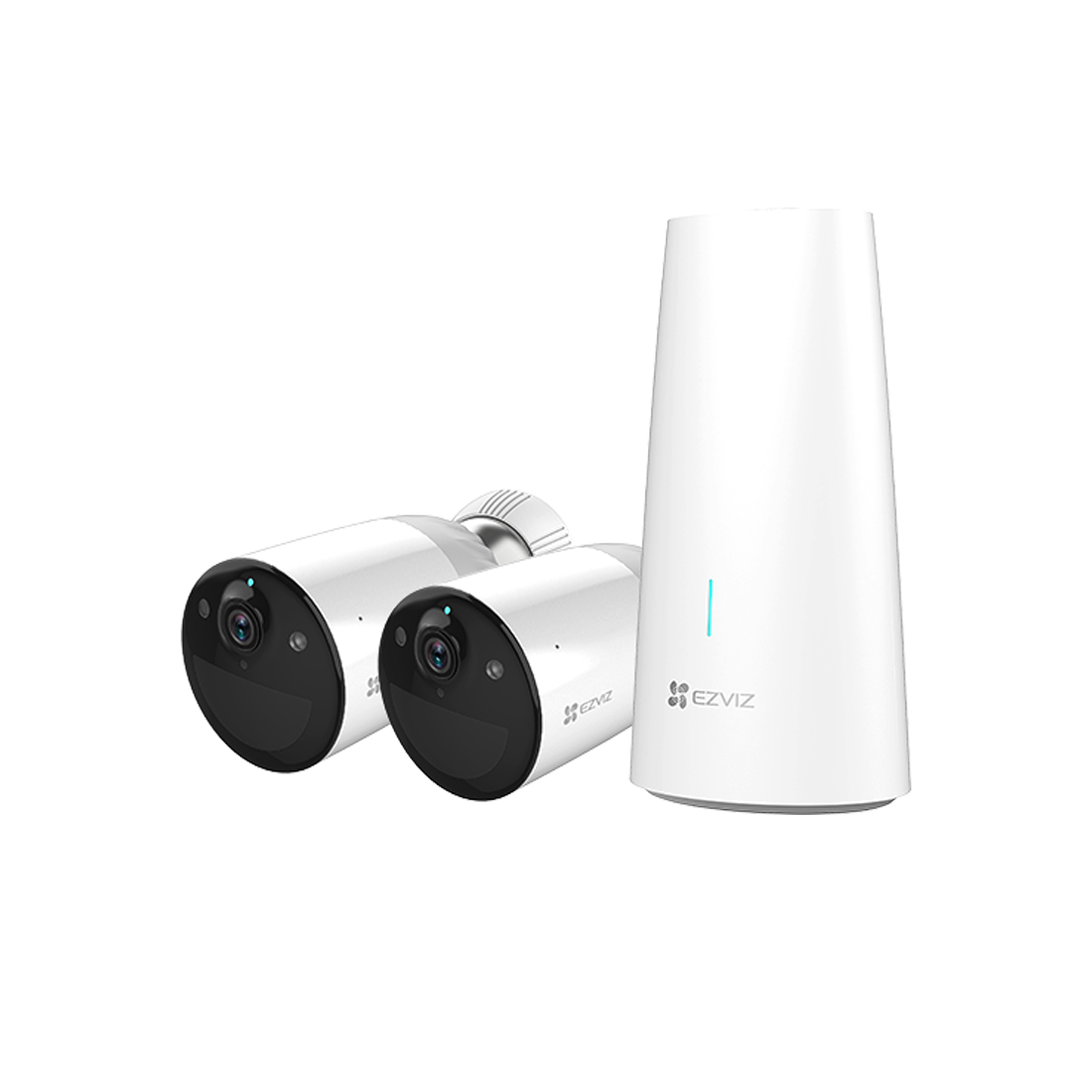 Battery Powered WiFi Cameras