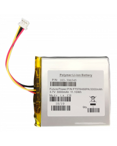 Visonic PowerMaster 360R Lithium Panel Battery (103-306545)