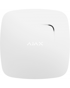 Ajax FireProtect Plus Wireless Carbon Monoxide, Smoke & Heat - White (AJA-8219)