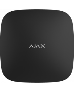 Ajax Hub Plus Control Panel - Dual GSM, WiFi & Ethernet - Black (AJA-11790)
