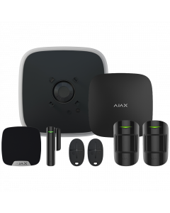 Ajax DoubleDeck Hub Plus Wireless Starter Kit 1 - Black (AJA-20564)