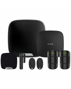 Ajax Wireless Starter Kit 1 Plus - Black (AJA-16634)