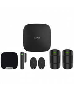 Ajax Wireless Starter Kit 2 - Black (AJA-16619)