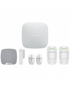 Ajax Wireless Starter Kit 2 Plus - White (AJA-16637)