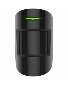Ajax CombiProtect Wireless PIR with Acoustic Glass Break - Black (AJA-7167)