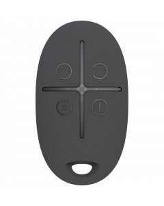 Ajax SpaceControl Wireless Keyfob - Black (AJA-6108)