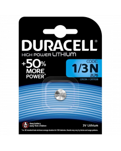 Duracell CR1/3N 3v Lithium Battery (DUR-CR1/3N)