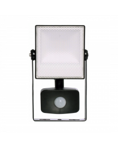 Energizer LED 10W Floodlight with PIR - Black (S10928)