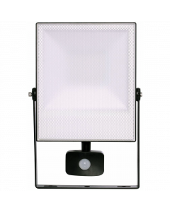 Energizer LED 50W Floodlight with PIR - Black (S10934)