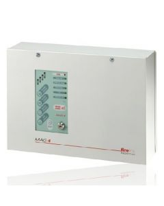 ESP Conventional 4 Zone Fire Panel - Metal (MAG4)