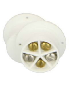Knight Flush Round Magnetic Door Window Contact (A50)
