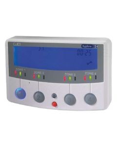 GJD DigiZone 4 Zone Lighting Controller & Enunciator - White (GJD910W)