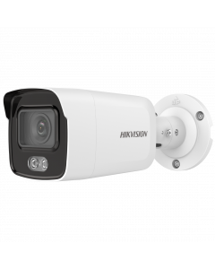 Hikvision IP Acusense ColorVu 4K 8MP 40m Bullet with Microphone 2.8mm (DS-2CD2087G2-LU-2.8MM)