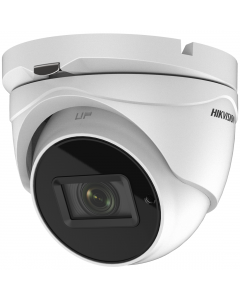Hikvision POC Turbo TVI 5MP 40m Turret Dome Motorised 2.8-12mm (DS-2CE56H0T-IT3ZE)