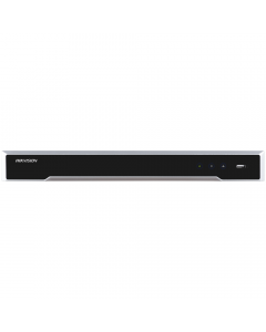 Hikvision IP 16ch 12MP NVR - 16 POE (DS-7616NI-I2/16P)