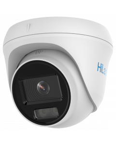 HiLook by Hikvision IP ColorVu 2MP 30m Turret Dome 2.8mm (IPC-T229H-2.8MM)