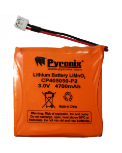 Pyronix Enforcer Lithium Battery for LEDRKP-WE (ENF-BATT-RKP1)