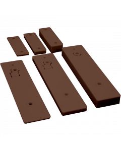 Pyronix MC1-SPACER-BR-WE Enforcer Door Contact Spacer - Brown (ENF-MC1-SPACER-BR-WE)