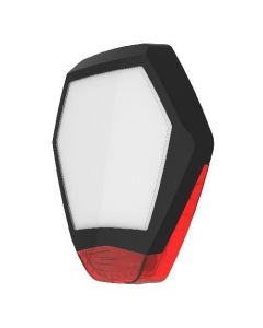 Texecom Odyssey X3 Cover Black/Red (WDB-0005)