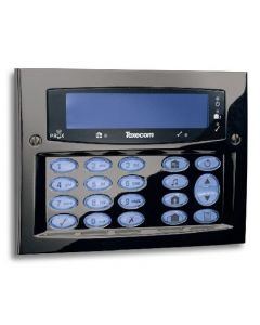 Texecom Premier Elite SMK Surface Mount Keypad - Gunmetal (DBD-0131)