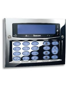 Texecom Premier Elite SMK Surface Mount Keypad - Polished Chrome (DBD-0127)