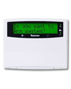 Texecom Premier LCDL Large Display Keypad (DBB-0001)