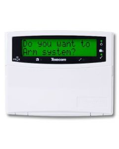 Texecom Premier LCDLP Large Display Prox Keypad (DBD-0002)