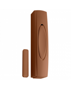 Texecom Premier Elite Ricochet Impaq SC-W Wireless Vibration Sensor With Contact - Brown (GJA-0004)
