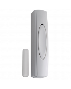 Texecom Premier Elite Ricochet Impaq SC-W Wireless Vibration Sensor With Contact - White  (GJA-0001)