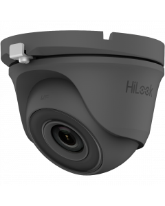 HiLook by Hikvision Turbo 4in1 5MP 20m Turret 2.8mm - Grey (THC-T150-M-GR)