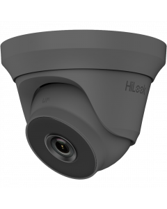 HiLook by Hikvision Turbo 4in1 5MP 40m Turret 2.8mm - Grey (THC-T250-M-GR)