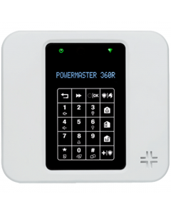 Visonic PG2 PowerMaster 360R Wireless Control Panel (0-103790)