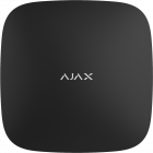 Ajax Hub2 Surveillance Control Panel - Dual GSM & Ethernet - Black (AJA-14909)