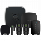 Ajax DoubleDeck Wireless Starter Kit 3 - Black (AJA-20570)