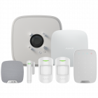Ajax DoubleDeck Hub Plus Wireless Starter Kit 3 - White (AJA-20573)