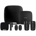Ajax Hub Plus Wireless Starter Kit 1 - Black (AJA-16634)