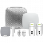 Ajax Wireless Camera Starter Kit 1 - White (AJA-17733)