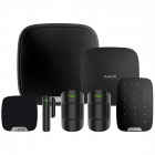 Ajax Hub Wireless Starter Kit 3 - Black (AJA-16623)