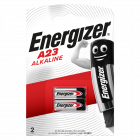 Energizer 23A / A23 12v Alkaline Battery - Pack of 2 (EN-A23-PK2)