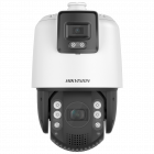 Hikvision IP Dual View, Acusense, Smart Tracking, Live Guard, 4MP 150m 32x PTZ Speed Dome (DS-2SE7C144IW-AE(S5))