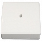 Knight 12 Way Junction Box - White (J12W)