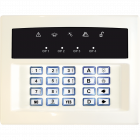 Pyronix Enforcer LEDRKP-WHITE-WE Wireless Arming Keypad (ENF-LEDRKP-WHITE-WE)