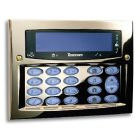 Texecom Premier Elite SMK Surface Mount Keypad - Polished Brass (DBD-0128)