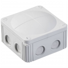 Wiska COMBI 308 Junction Box - White (COMBI-308-WH)